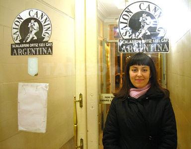Claudia Canning 2009