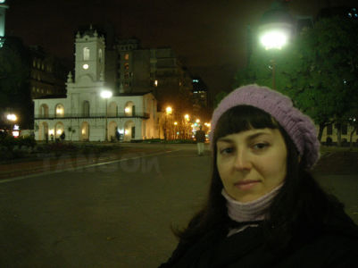 Claudia Plaza De Mayo Agost