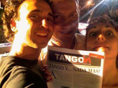 Con Tango Di Pietra Piazza Vittorio