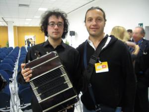 Roberto Passarella e Carlo