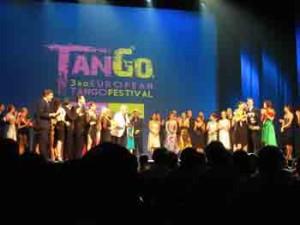 3rd EUROPEAN TANGO FESTIVAL