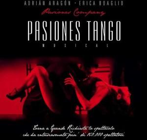 Pasiones tango