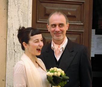 matrimonio Los Guardiola