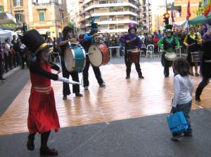 Murga Patas Arriba, 25 aprile 2009