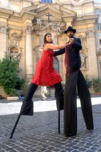 Tango Zancos
