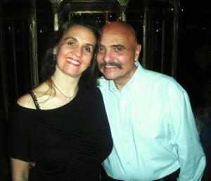 Diego Alvaro e Zoraida Fontclara