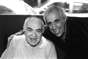 Alberto Podestá y Julio Dupláa