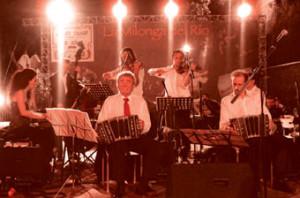 Orquesta Color Tango alla Milonga del Rio