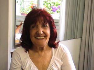 OFELIA ROSITO, MILONGUERA DA 60 ANNI