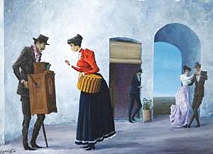 Sigfredo Pastor - Cotorrita De La Suerte