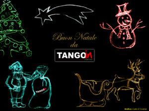 Sfondo per il Desktop realizzato da Carlo D'Andreis a Dicembre 2012 per augurare un Buon Natale ai lettori di Tango In Roma. Scaricabile gratuitamente ma non utilizzabile, in tutto o in parte, a fini commerciali.